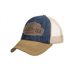 Trucker Logo Cap Dark Blue/...