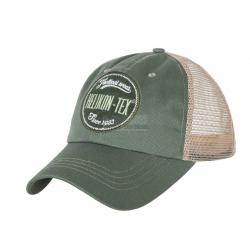 Trucker Logo cap Green...