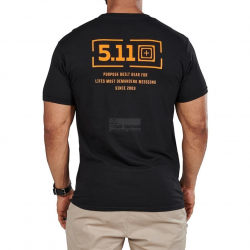 T-SHIRT MISSION TEE 5.11 2021