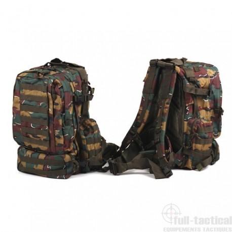 Backpack 3-days Belg. camo