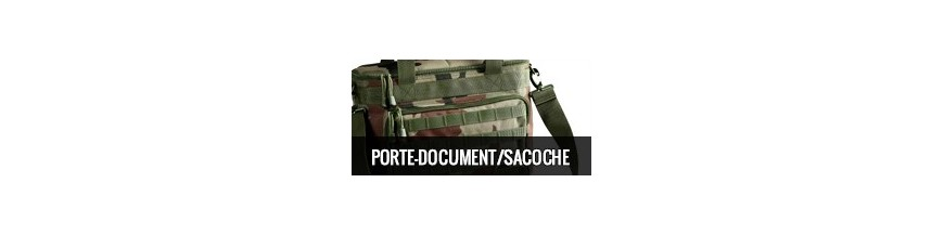 Sacoche/ Housse fusil/ Porte document.
