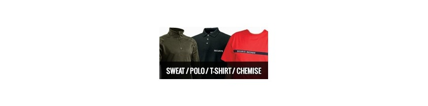 Sweat/ Polo/ T-shirt