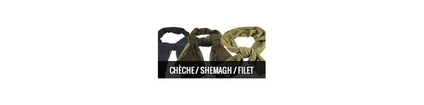 Chèche/ Shemagh/ Filet